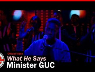 GUC – What He Says Video