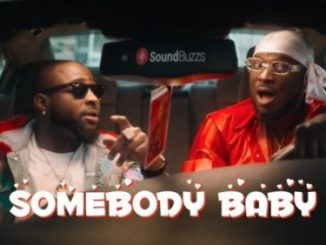 Peruzzi - Somebody Baby ft Davido Video