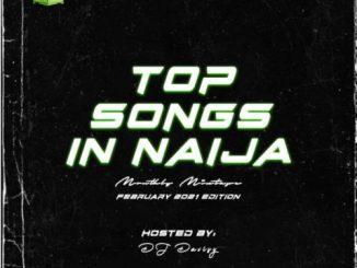 DJ Davisy – Top Songs In Naija Mix