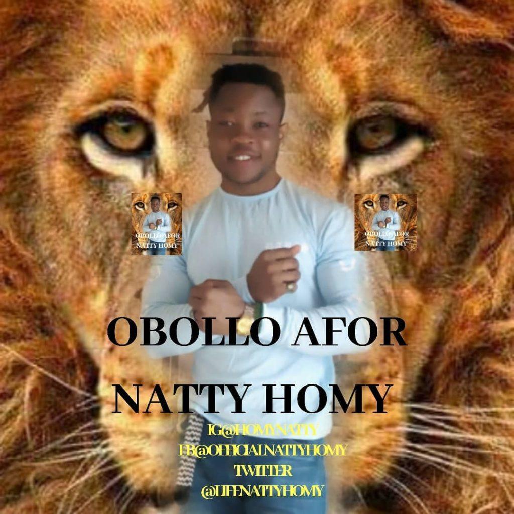Natty Homy - Obollo Afor