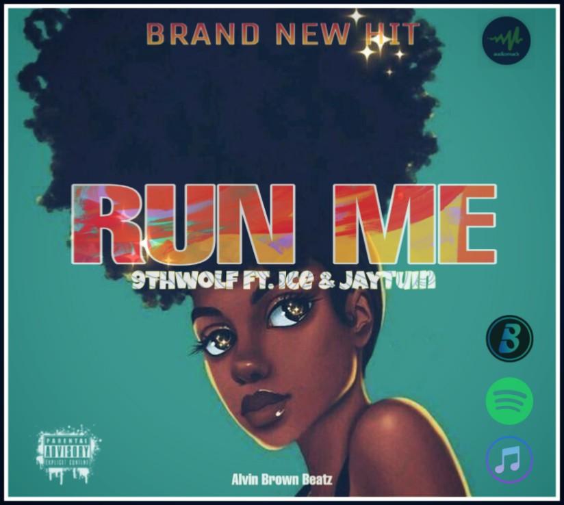 9thwolf - Run Me ft. Ice & Jaytuin