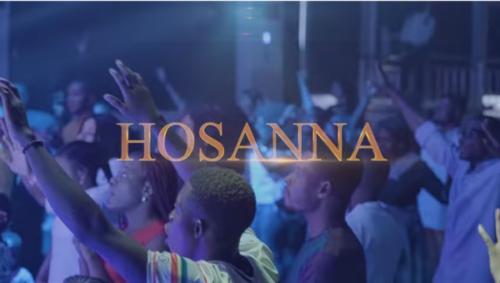 Steve Crown - Hosanna Video