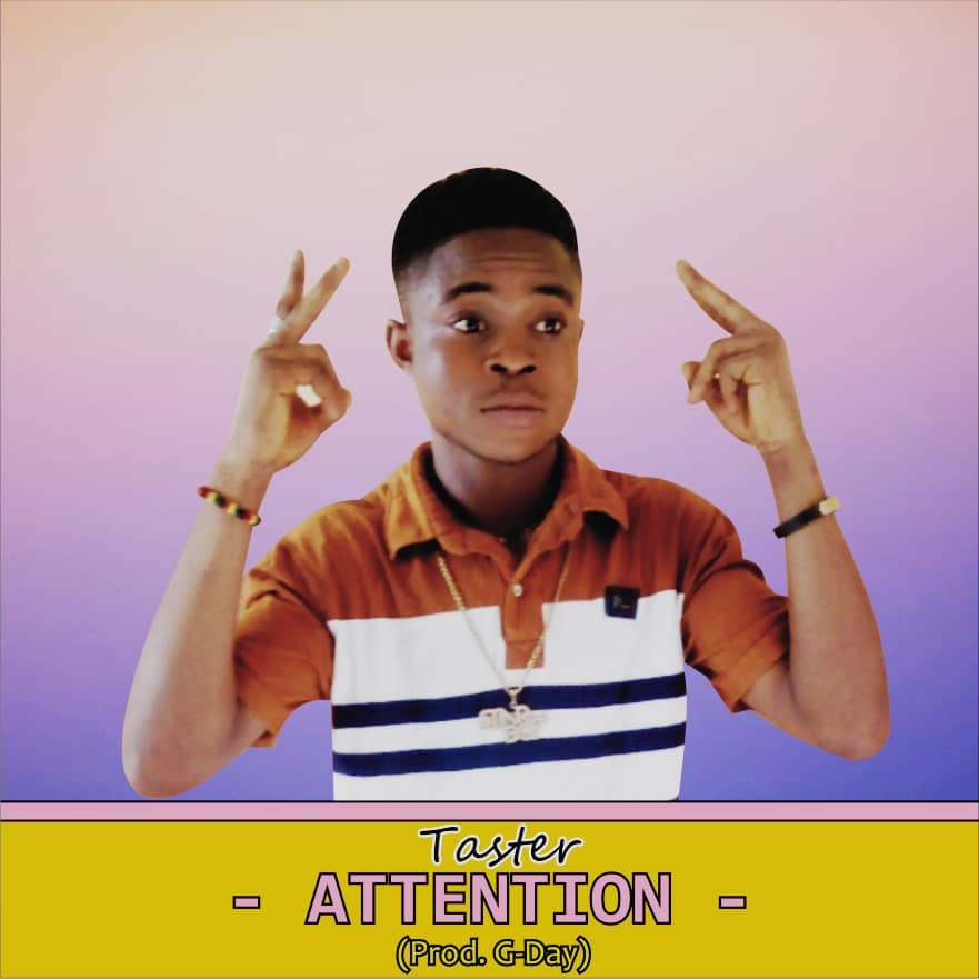 Taster - Attention mp3 download