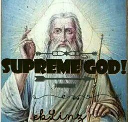 EbLinz Onyeoma - Supreme God