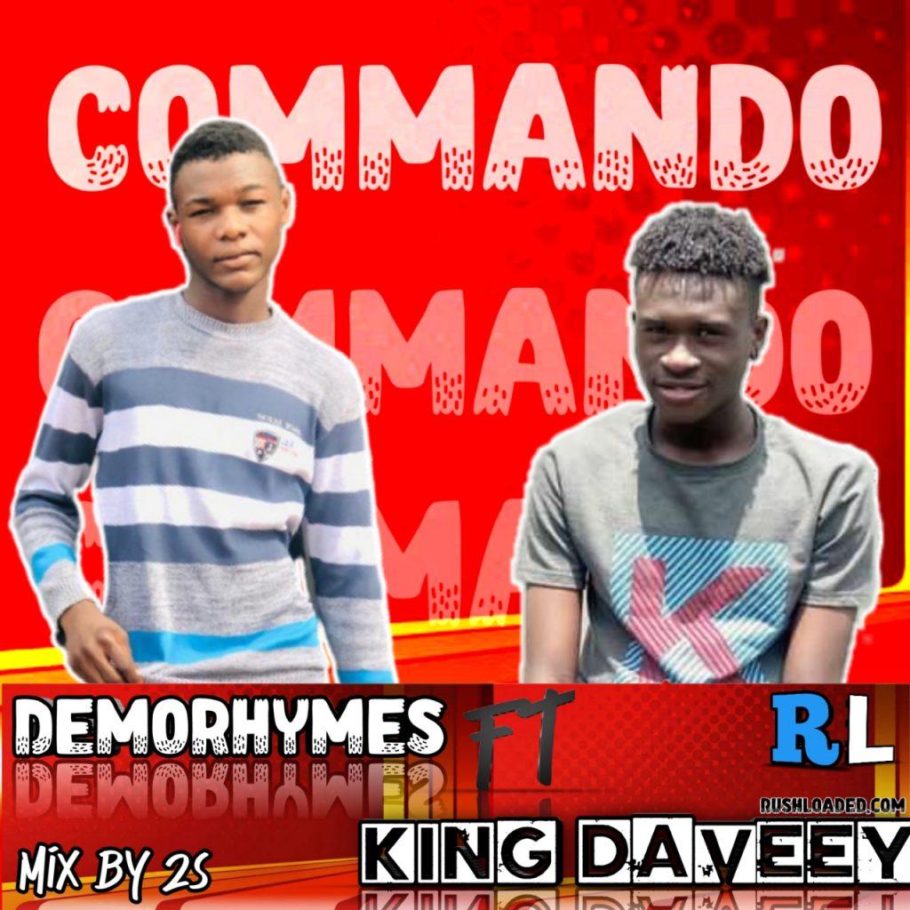 Demorhymes - Commando ft King Daveey