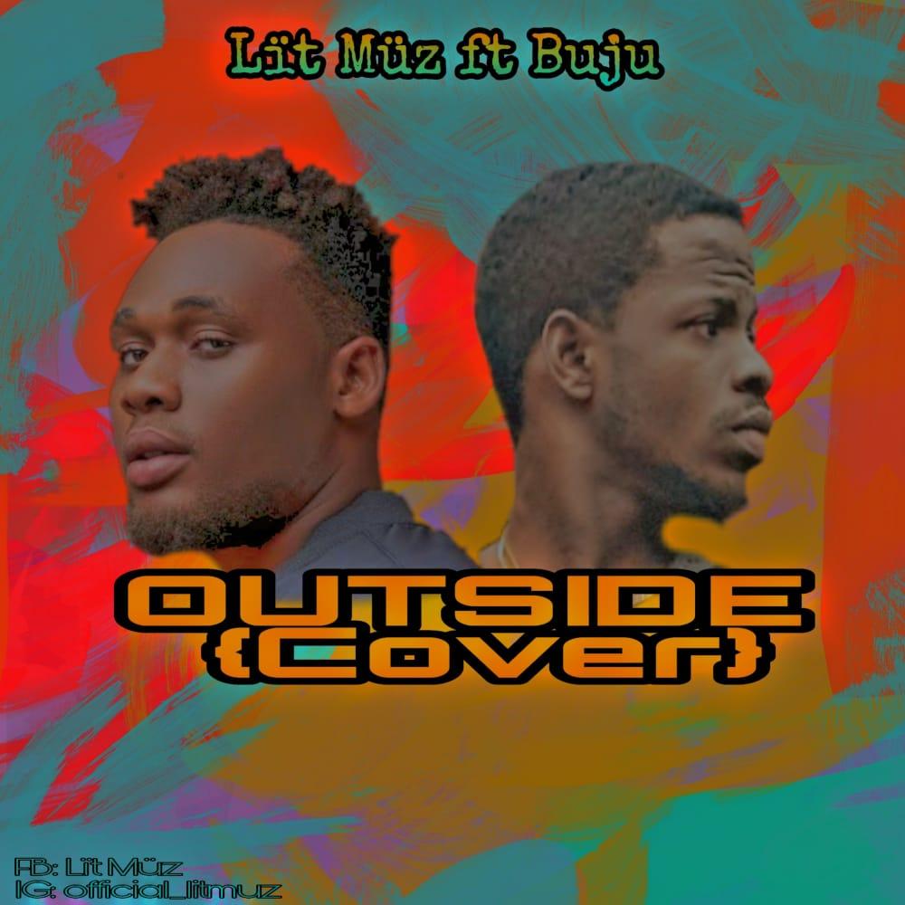 Lït Müz - Outside Cover Mp3 Download