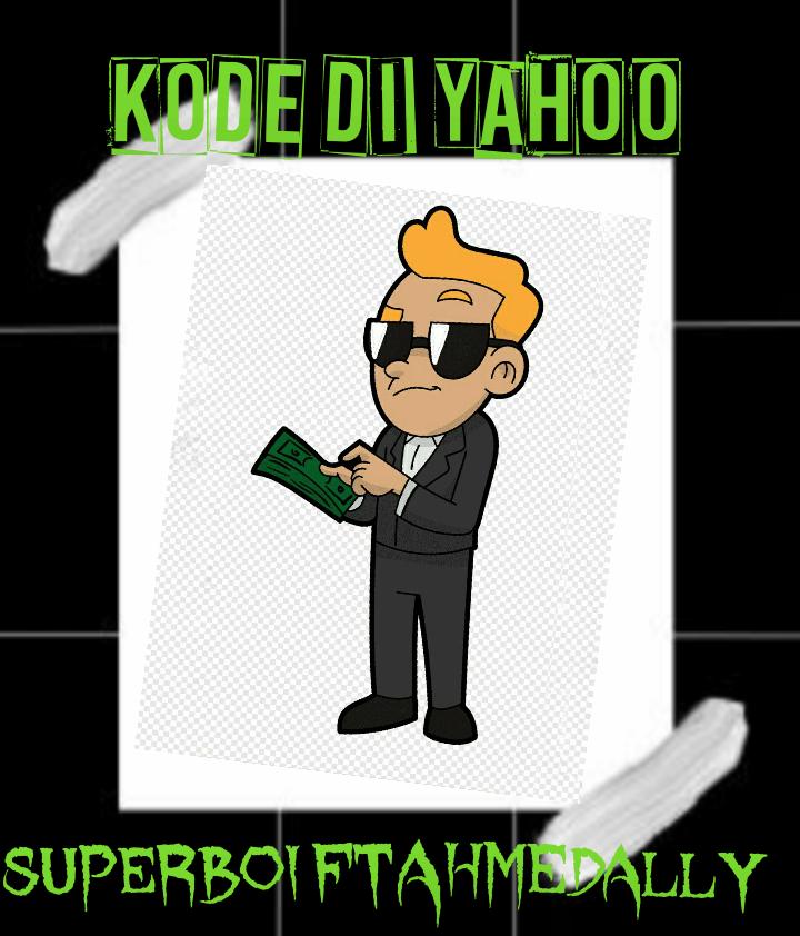 Superboi ft Ahmedally- Kode Di Yahoo MP3 Download