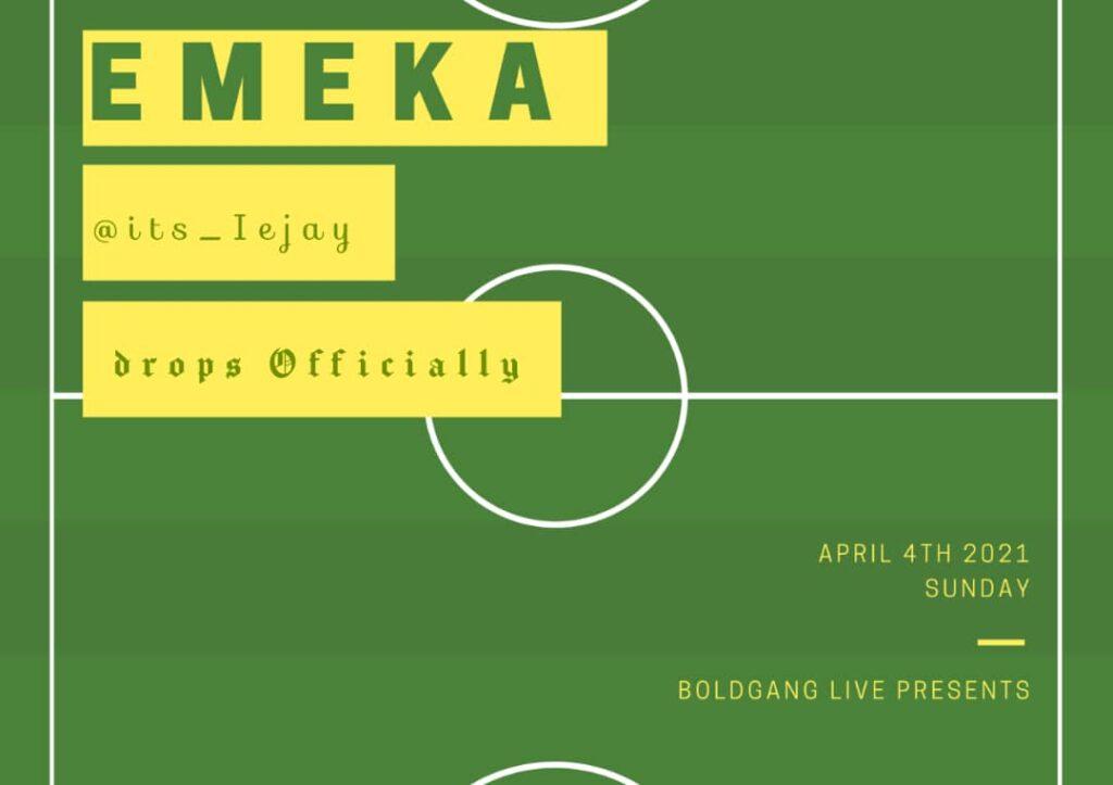 Iejay - Emeka MP3 Download