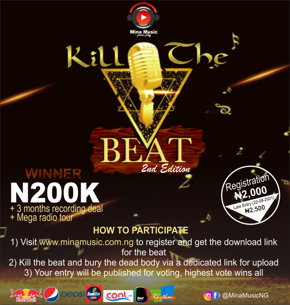 Kill The Beat 2nd Edition